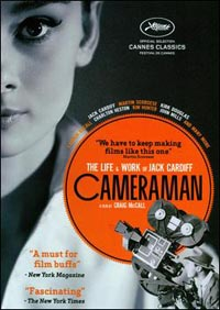cover: Cameraman: The Life and Work of Jack Cardiff