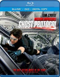 cover: Mission: Impossible IV: Ghost Protocol (2d-Blu-ray