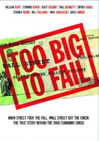 cover: Too Big to Fail (2011)