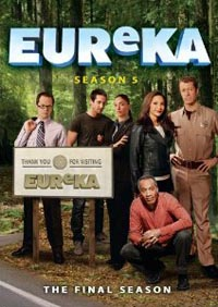 cover: Eureka: Season 5 (3d-Final Season)