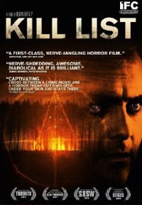 cover: Kill List (2011)