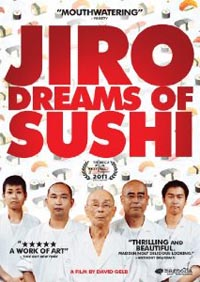 cover: Jiro Dreams of Sushi (2011)