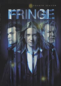 cover: Fringe: 4th Season - d5-6/6 (2d)