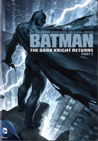 cover: Batman: The Dark Knight Returns, Part 1 (2012)