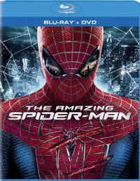 cover: Amazing Spider-Man, The (2d-Blu-ray-2012)