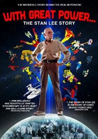 cover: With Great Power... The Stan Lee Story (2010)