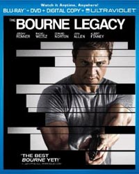 cover: Bourne Legacy, The (2d-Blu-DVD-2012)