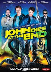 cover: John Dies at the End (2012)